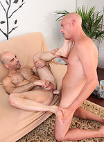 Adam Russo and Troy Michaels