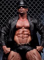 Latino bodybuilder Eddie Camacho return