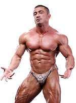French big boy musclepup Laurent LeGros