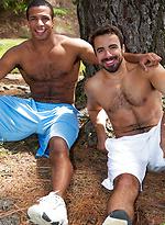 Chad & Eddie: Bareback