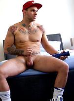 Straight Australian Men - Meet Hunter Jones
