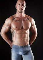 Jozef very muscular guy from begium